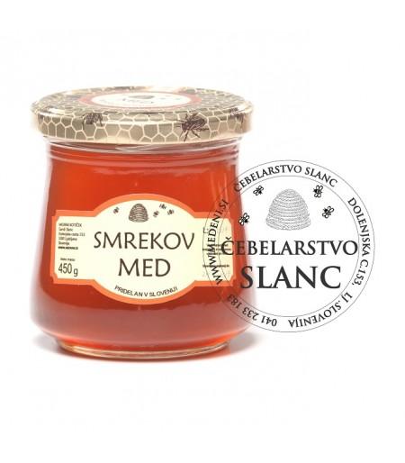 Spruce honey 450g